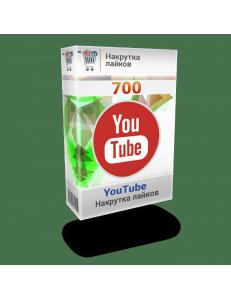 Фото Накрутка 700 лайков YouTube