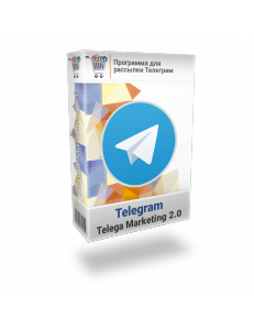 Фото Программа для рассылки Телеграм - Telega Marketing 2.0